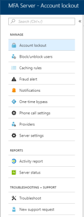Azure MFA Advanced