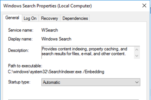 WindowsSearchProperties2016
